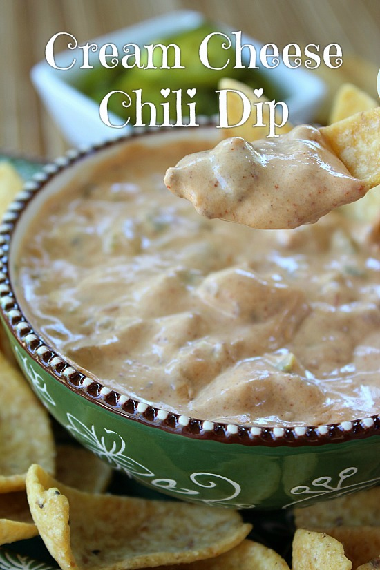 Cream Cheese Chili Dip